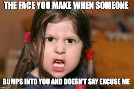 Pissed Face Meme - image tagged in pissed off girl imgflip