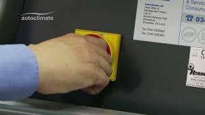 robinair ac690 pro machine overview youtube