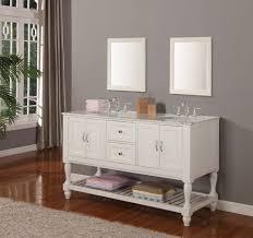 48 Inch Bathroom Vanity White Furniture Dazzling Bathroom Double Vanity 60 Inch Sink Dual