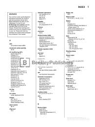 volkswagen jetta a5 service manual 2005 2010 index
