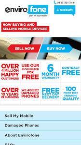 envirophone reviews customer feedback envirofone