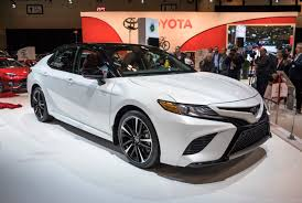 toyota camry 2018 toyota camry has the most standard horsepower among midsizers