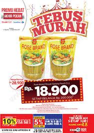 Minyak Filma 2 Liter transmart carrefour promo tebus murah brand minyak goreng pouch