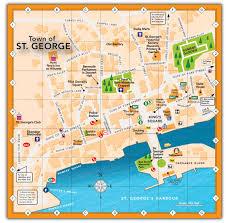 Bermuda World Map Bermuda St Georges Experience Bermuda