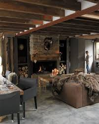 chalet style cosy chalet style for your home by carole poirot chalet style