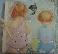 terra traditions photo album baby terra traditions linen photo albums a wing and a