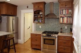 craftsman style kitchen design craftsman style kitchens in small