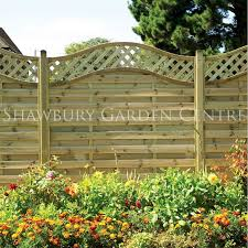 4 Ft Fence Panels With Trellis Grange Elite St Meloir Fence Panels