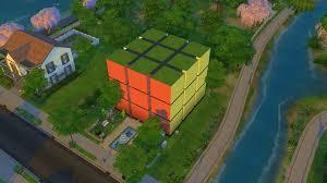 idee amenagement jardin devant maison la création et les sims la construction u2014 les sims