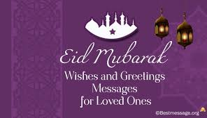 warm eid mubarak wishes and messages to send greetings on eid ul fitr
