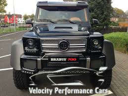 mercedes g63 amg 6x6 for sale mercedes g63 amg 6x6 brabus g700 velocity performance