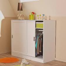 armoire chambre 120 cm largeur armoire 2 portes coulissantes largeur 120 cm pour construire sa