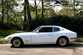 fairlady z fairlady z 260z coupe rwd jdm model 2 2 very rare