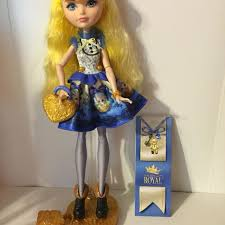 Ever After High Dolls Where To Buy Find More Blonde Locks Ever After High Doll For Sale At Up To 90