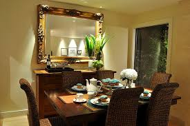decorative mirrors for dining room awesome projects image on
