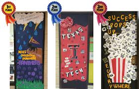 College Door Decorations Education Go Get It Week Nimitz Senior High