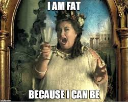 Opera Meme - why are so many opera singers fat obese 盪 science abc