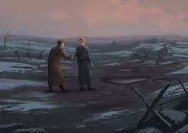 the christmas truce by spartank42 on deviantart