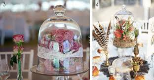 jar decorations for weddings bell jar wedding ideas wedding table decoration inspiration