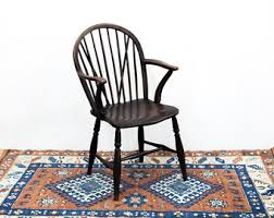 High Back Windsor Armchair Windsor Chairs Etsy