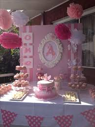 Candy Party Table Decorations Pretty In Pink Candy Buffet Candy Buffet Candy Bar Pinterest
