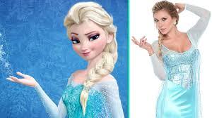Halloween Costume Elsa Frozen U0027frozen U0027 Halloween Costumes U0027s