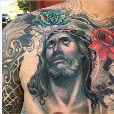 best 24 jesus tattoos design idea for and tattoos