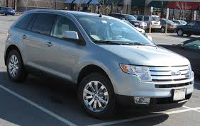 ford crossover 2007 file 2007 ford edge sel 2 jpg wikimedia commons