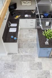 you can get the luxurious look of travertine for the cost of