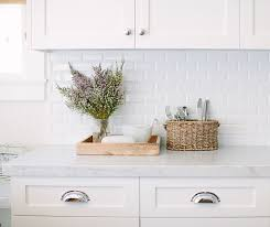 white subway tile kitchen backsplash interesting white subway tile backsplash decoration in small home