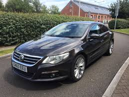 volkswagen passat coupe used 2011 volkswagen passat gt tsi cc dsg for sale in swansea