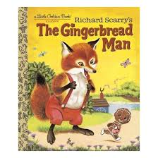 the gingerbread golden books hardcover target