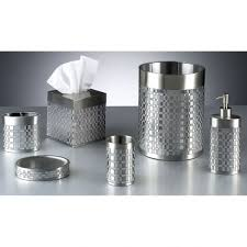 Bathroom Accessories by Silver Bathroom Accessories Bathroom Decor