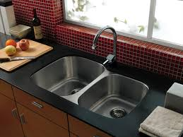 kitchen sink in kitchen home decor color trends lovely under