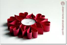 Decoration For Valentine Day by 10 Quick And Easy Valentine U0027s Day Candle Centerpieces