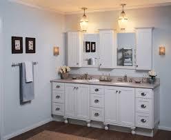 bathroom over sink mirrors vanity cabinet with mirror white round