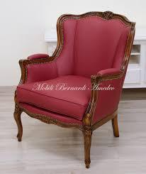 poltrona berger poltrone classiche 3 sedie poltroncine divanetti