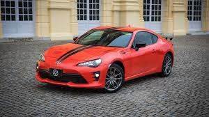 toyota old cars the new toyota gt 860 special edition is an orange reason to not