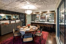 Designing A Restaurant Kitchen An Extraordinary Kitchen With A Welcoming Pub Vibe Hgtv U0027s