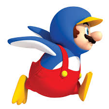 mario wall sticker a mario in a penguin suit wall sticker wall kids one stop shop search results for