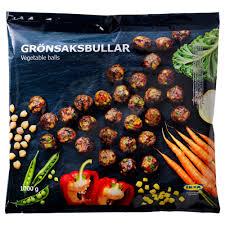 grönsaksbullar vegetable balls frozen ikea