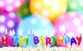 happy birthday candle cake candles happy birthday 7035420 clip library