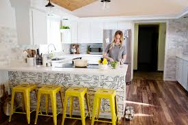 kitchen a beautiful mess room tour emma s kitchen