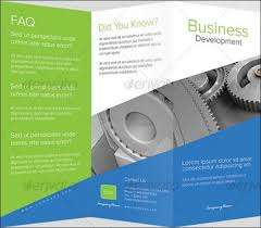commercial cleaning brochure templates 60 beautiful tri fold brochure designs and premium brochure