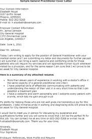 General Sample Resume by General Nurse Cover Letter