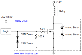 solid state relay schematic symbol wiring diagram simonand