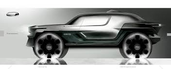 cartoon jeep side view jeep x gore tex arctic concept on behance