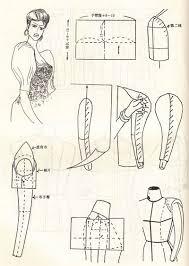 pattern drafting kamakura shobo 788 best flat paper pattern making of fashion design images on