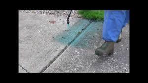 using blue dye spray marker youtube
