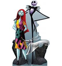 The Nightmare Before Christmas Home Decor Amazon Com Nightmare Before Christmas Jack And Sally Vinyl Wall